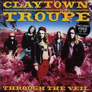 Click here for more info about 'Claytown Troupe - Through The Veil + Bonus 12
