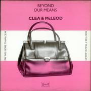 Click here for more info about 'Clea & Mcleod - Beyond Our Means + Lyric Insert'
