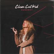 Click here for more info about 'Clean Cut Kid - Runaway - Pink Vinyl'