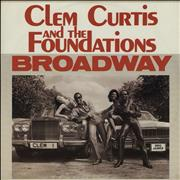 Click here for more info about 'Clem Curtis - Broadway'