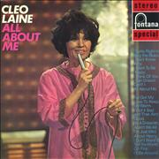 Cleo Laine & John Dankworth All About Me UK vinyl LP