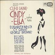Click here for more info about 'Cindy-Ella (Or I Gotta Shoe)'