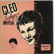 Click here for more info about 'Cleo Sings British'