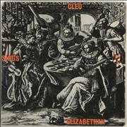 Click here for more info about 'Cleo Laine & John Dankworth - Cleo Sings Elizabethan EP'