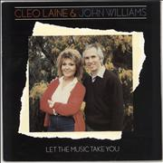 Click here for more info about 'Cleo Laine & John Dankworth - Let The Music Take You'