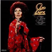 Cleo Laine & John Dankworth Live!!! At Carnegie Hall USA vinyl LP