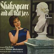 Click here for more info about 'Cleo Laine & John Dankworth - Shakespeare And All That Jazz'