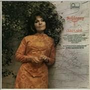 Cleo Laine & John Dankworth Soliloquy UK vinyl LP