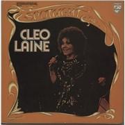 Cleo Laine & John Dankworth Spotlight On Cleo Laine - EX UK 2-LP vinyl set