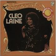 Cleo Laine & John Dankworth Spotlight On Cleo Laine UK 2-LP vinyl set