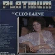 Cleo Laine & John Dankworth The Platinum Collection UK 2-LP vinyl set