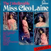 Click here for more info about 'The Unbelievable Miss Cleo Laine + EP'