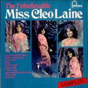 Click here for more info about 'Cleo Laine & John Dankworth - The Unbelievable Miss Cleo Laine'