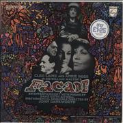 Cleo Laine & John Dankworth Walton's Façade UK vinyl LP