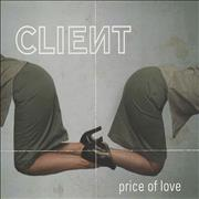 Click here for more info about 'Client - Price Of Love'
