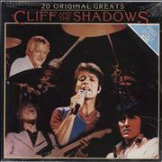 Click here for more info about 'Cliff Richard - 20 Original Greats - sealed'