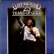 Click here for more info about 'Cliff Richard - 25 Years Of Gold'