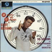 Click here for more info about 'Cliff Richard - 32 Minutes And 17 Seconds With Cliff Richard - EX'