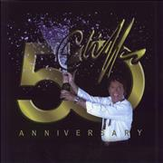 Click here for more info about 'Cliff Richard - 50th Anniversary Tour + Ticket Stub'