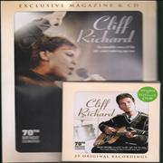 Cliff Richard 70th Birthday Celebration UK magazine