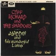 Cliff Richard Aladdin And His Wonderful Lamp UK vinyl LP