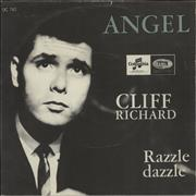 Click here for more info about 'Cliff Richard - Angel'