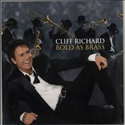 Click here for more info about 'Cliff Richard - Bold As Brass - Sealed'
