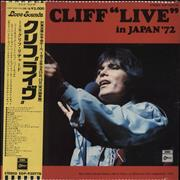 Click here for more info about 'Cliff 'Live' In Japan '72'
