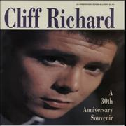 Click here for more info about 'Cliff Richard - Cliff Richard - A 30th Anniversary Souvenir'