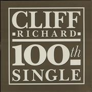 Click here for more info about 'Cliff Richard - Cliff Richard: 100th Single'