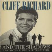 Cliff Richard Cliff Richard and the Shadows - Around The World In Pictures UK book