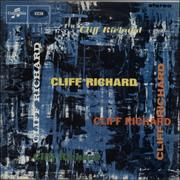 Cliff Richard Cliff Richard UK vinyl LP