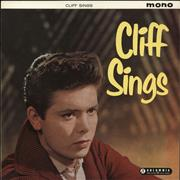 Click here for more info about 'Cliff Sings - 1st'