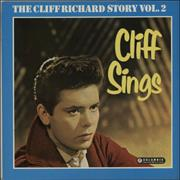 Click here for more info about 'Cliff Richard - Cliff Sings - The Cliff Richard Story Vol. 2'