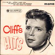 Click here for more info about 'Cliff Richard - Cliff's Hits'