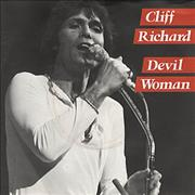 Click here for more info about 'Cliff Richard - Devil Woman - P/S'