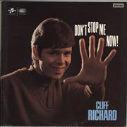 Cliff Richard Don't Stop Me Now! - 1st UK vinyl LP