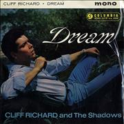 Click here for more info about 'Cliff Richard - Dream EP - 1st - EX'