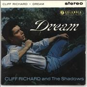 Click here for more info about 'Cliff Richard - Dream EP'