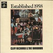 Click here for more info about 'Cliff Richard - Established 1958 - 2nd - EX'