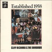 Click here for more info about 'Cliff Richard - Established 1958 - 80s'