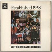 Click here for more info about 'Cliff Richard - Established 1958 - Mono - EX'