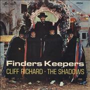 Click here for more info about 'Cliff Richard - Finders Keepers + inner - EX'