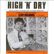 Click here for more info about 'Cliff Richard - High 'n' Dry'