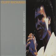 """Cliff Richard I Just Don't Have The Heart UK 12"""" vinyl"""
