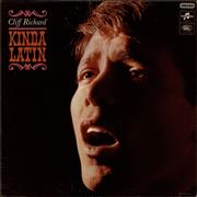Click here for more info about 'Cliff Richard - Kinda' Latin - 1st - EX'