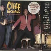 Click here for more info about 'Cliff Richard - Let Me Tell You Baby...It's Called Rock'