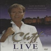 Click here for more info about 'Cliff Richard - Live: Castles In The Air'