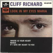 Click here for more info about 'Cliff Richard - Look In My Eyes Maria EP'