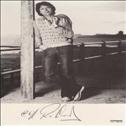 Click here for more info about 'Cliff Richard - Love Songs - Signed Photo'